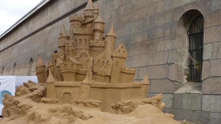 Сказочный замок— Ричард Варано, США