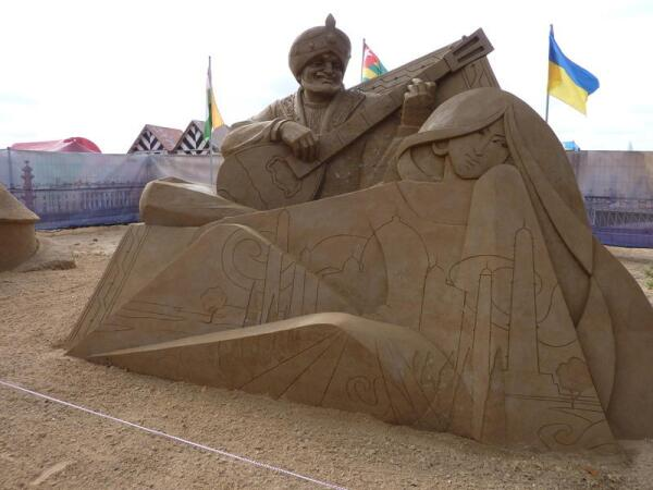 «Тысяча и одна ночь»— Вячеслав Борецкий, Польша