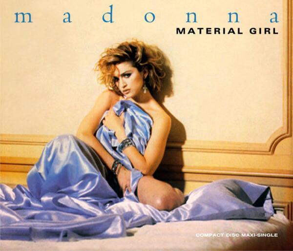 Кто-то язвительно, но удачно сравнил вокал молодой Мадонны с голосом