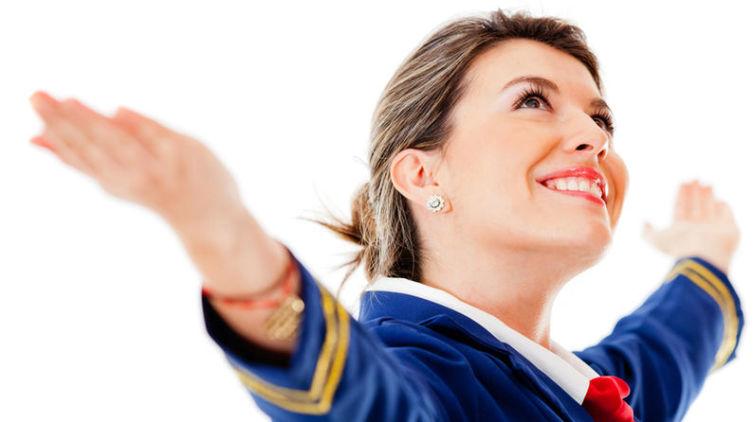 Как стать стюардессой?