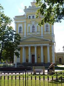 Здание Музея истории Кронштадта
