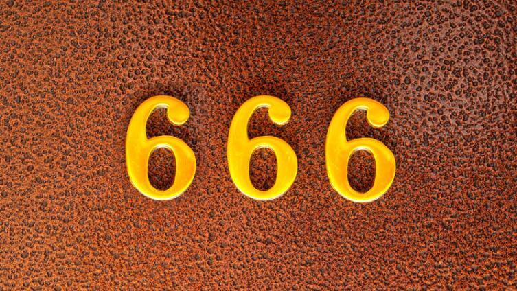 Игра с числами, или Кто скрывается под числом зверя?