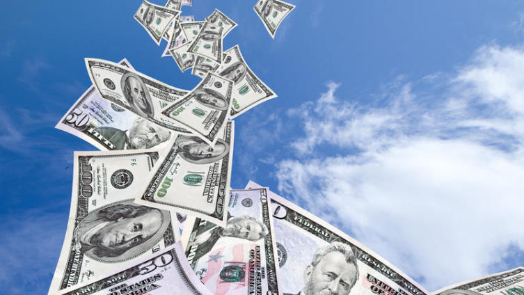 Интересные факты о деньгах, или Кто такие бомжи-миллионеры?