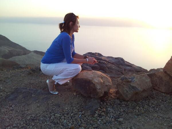 Именно со стороны Иордании Красное  море выглядит  красивее всего