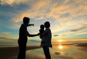 Как воспитывать ребенка? Вместе!