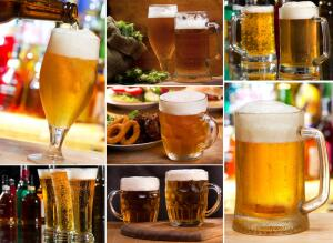 Почему пивные бокалы такие разные?