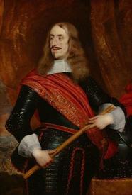 Питер Тийс, портрет Эрцгерцога Леопольда Вильгельма, 1650