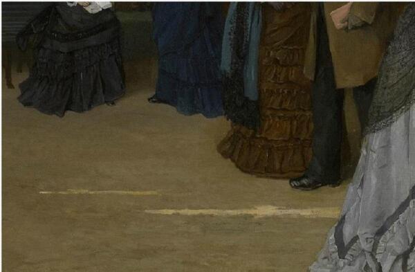 Cabaillot Lassale Camille Leopold, Выставка скульптуры, фрагмент «Мужская обувь»