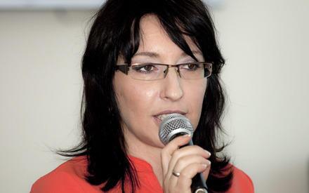 Юлия Резников, руководитель медицинского центра
