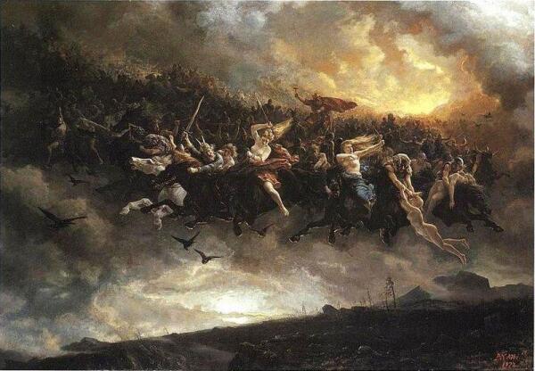 Какова история знаменитой ковбойской песни о призрачных всадниках?