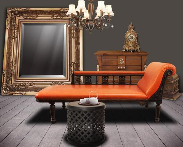 Кожаная мебель, или Как правильно меблировать квартиру?