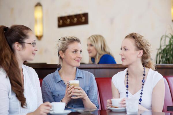Встреча с одноклассниками - приятные посиделки?