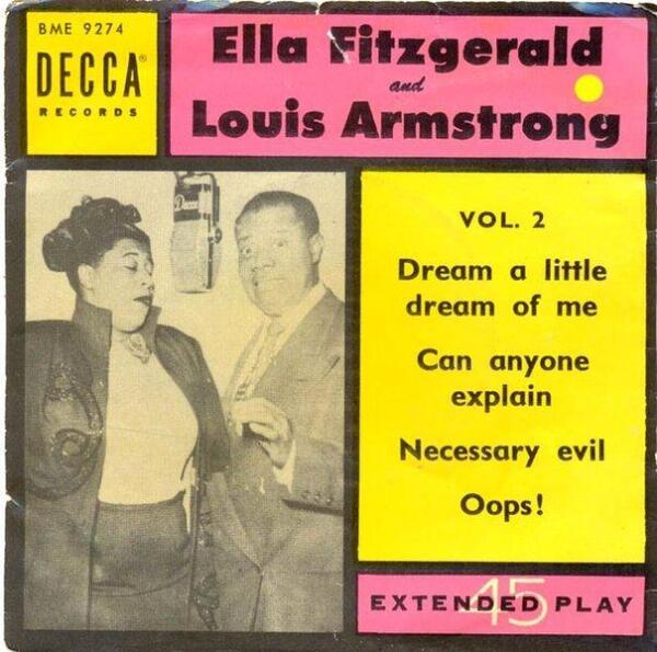 Одной из самых популярных версий песни стала версия Эллы Фитцджеральд и Луиса Армстронга.