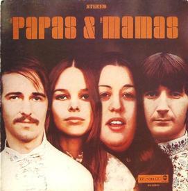 Последний студийный альбом MAMAS & PAPAS, куда вошла