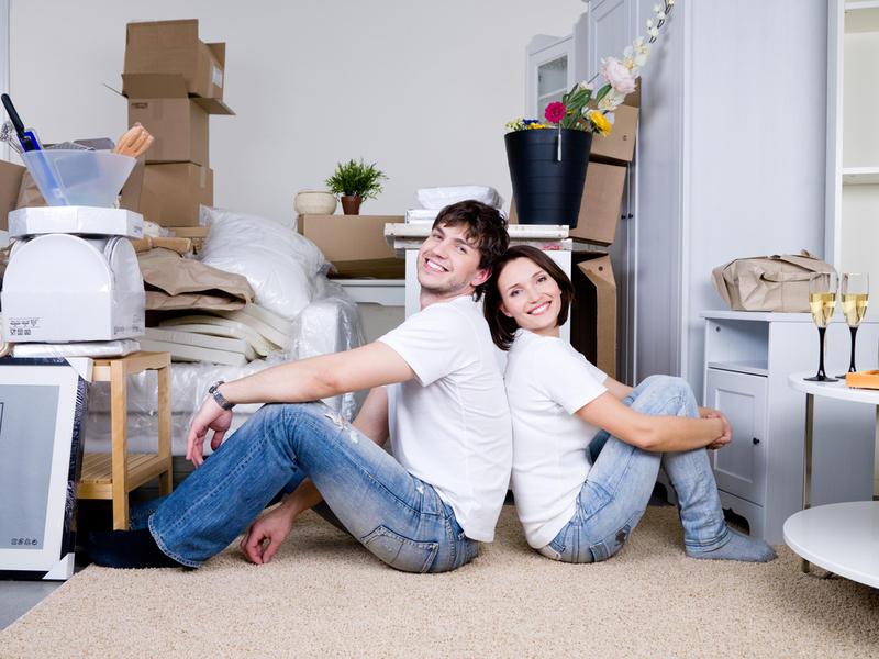 Переехать в новый дом сон