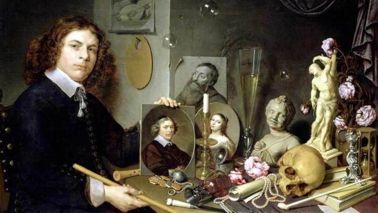Давид Бейли, Vanitas, 1651
