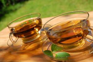Зеленый чай взбодрит вас не хуже кофе!