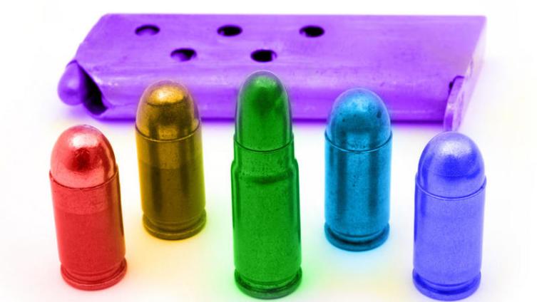 .50 Action Express. Почему этот пистолетный патрон называют «совместивший несовместимое»?