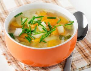 Как приготовить вкусную и здоровую пищу? Первые блюда