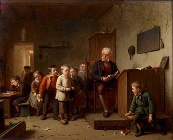 Теодор Бернард де Хевель, Класс, 1872