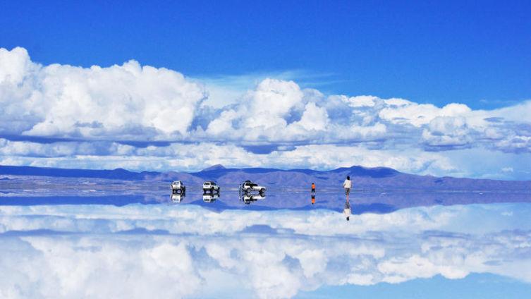 Салар де Уюни (Боливия)