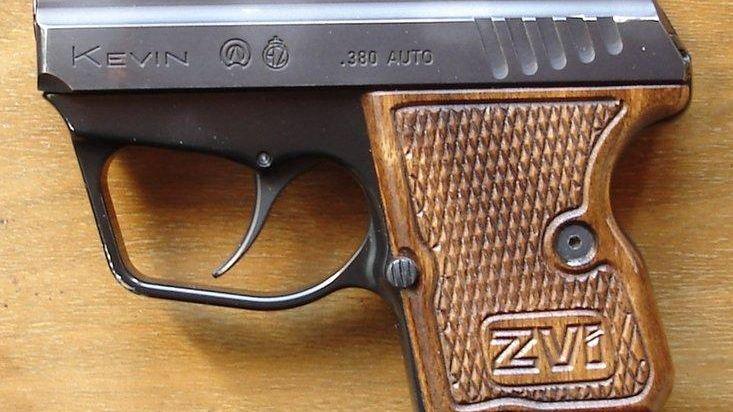 Micro Desert Eagle. Как чешский пистолет Zvi Kevin стал «карликовым пустынным орлом»?