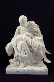 Сара Бернар, После бури, 1876
