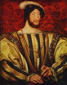 Жан Клюэ, Франциск Первый, 1530