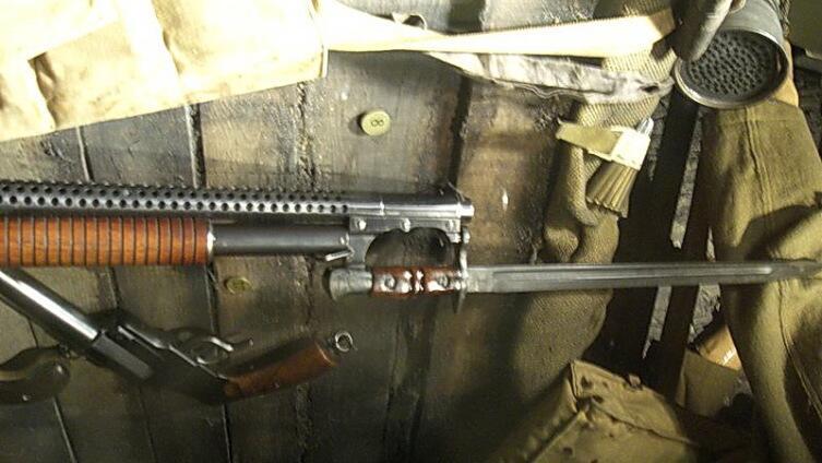 Winchester Model 1897 Trench Gun. Почему это ружье называли «окопная метла»?