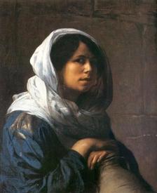 Жан-Леон Жером, Египетская водоноска, 1882