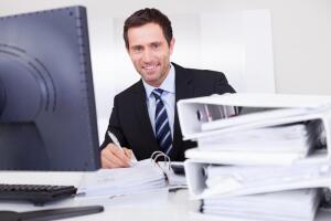Скучная ли работа у бухгалтера?