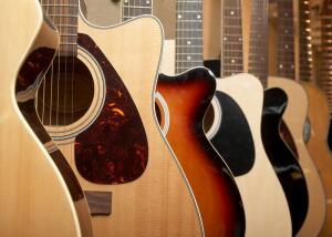 Самым популярным видом дерева для производства гитар является хорошо всем известная ольха.