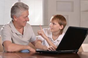 «Скажи-ка, дядя...», или О чём разговаривать с детьми?