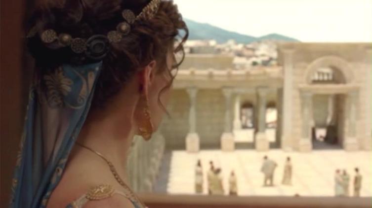 кадр из сериала «Атлантида»