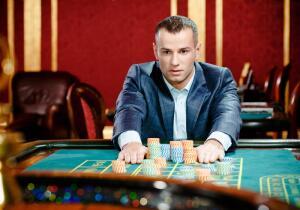 Если он ушел в казино, то вернется?