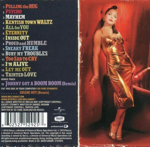Одной из лучших последних версий «Tainted Love» можно назвать кавер Имельды Мэй