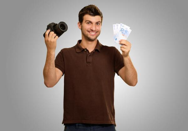 Как заработать на фотографии без умения фотографировать? 10 замечательных способов