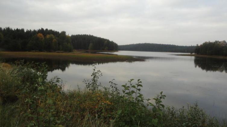 Озеро Хайколя (Хайкольское)