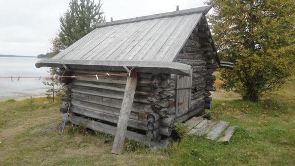 В 2007 г. амбар Степанова был отреставрирован