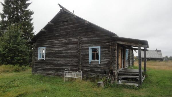 Особенность планировки карельского поселения: дома в Хайколя стоят на приличном расстоянии друг от друга