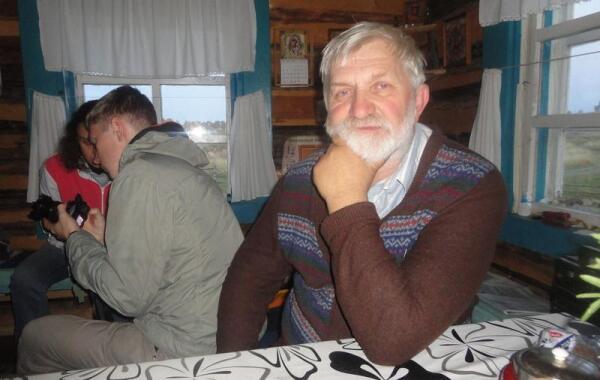 Сын Ортье Степанова - Михаил