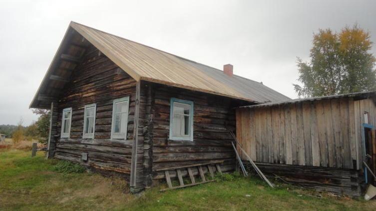 Один из домов, отреставрированных Фондом Ортье Степанова