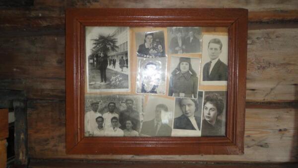 Семейные фотографии Ортье Степанова