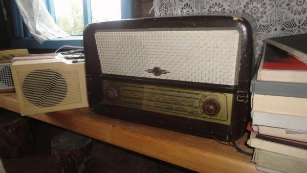 Когда-то радио было главным источником информации в карельских деревнях