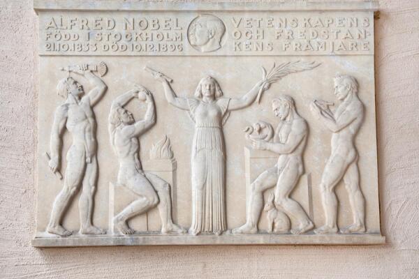 180 лет Альфреду Нобелю. Бизнес или Любовь?