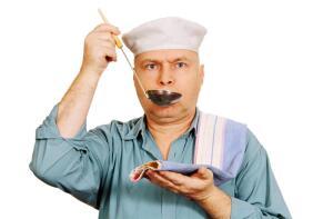 Я бы в повара пошёл. Кто меня научит?