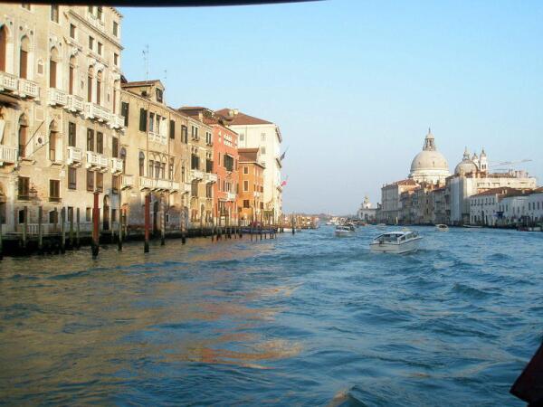 Большой канал - Главная улица Венеции