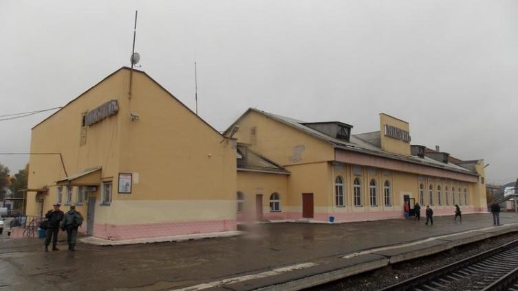 Сосногорское отделение Северной железной дороги. Станция Микунь
