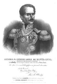 Генерал Санта-Анна
