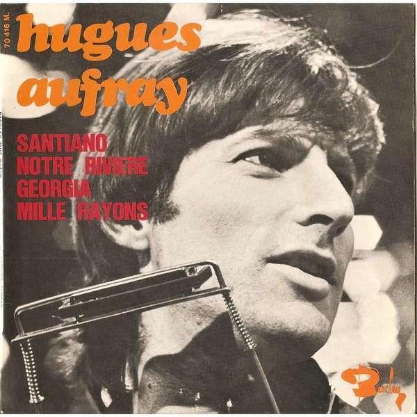 Hugues Aufray - человек, популяризовавший французскую версию песни